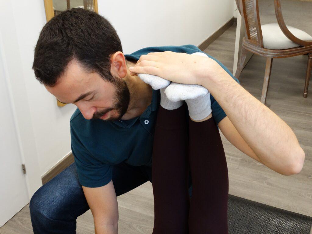 Contacto Fisioterapeuta Zaragoza - Carlos Aldea Fisioterapia